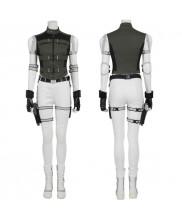 Black Widow Yelena Belova Costume Cosplay Suit Women's Outfit Ver 1