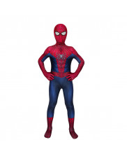 The Amazing Spider-Man Costume Cosplay Suit Kids Peter Parker