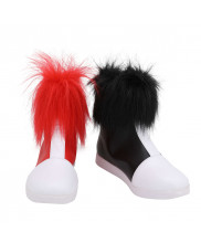 Harley Quinn TV Series Shoes Cosplay Women Boots