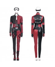 The Suicide Squad Harley Quinn Costume Cosplay Suit