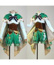 Genshin Impact Venti Costume Cosplay Suit