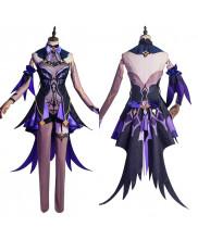 Genshin Impact Fischl Costume Cosplay Dress