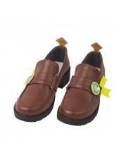 Genshin Impact Venti Shoes Cosplay Women Boots