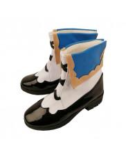 Genshin Impact Barbara Shoes Cosplay Women Boots