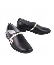 Genshin Impact Zhongli Shoes Cosplay Men Boots