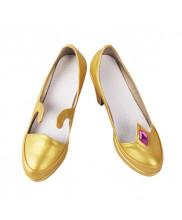 Genshin Impact Mona Shoes Cosplay Women Boots