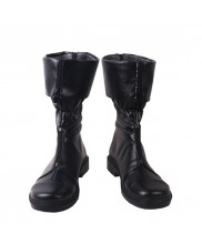 Final Fantasy VII Remake Cloud Strife Shoes Cosplay Men Boots