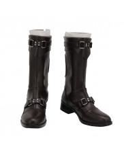 Final Fantasy VII Remake Leslie Kyle Shoes Cosplay Men Boots