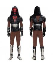 Star Wars: The Clone Wars Darth Maul Costume Cosplay Suit