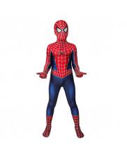 Spider-Man Costume Cosplay Suit Kids Peter Parker 3D Printed