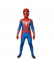 Spider-Man PS4 Costume Cosplay Advanced Suit Kids Peter Parker 3D Printed