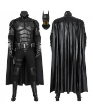Bruce Wayne 2021 Costume Cosplay Suit Halloween Outfit