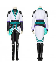 Valorant Saga Costume Cosplay Suit Women's Outfit