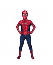 Spider-Man 2 Costume Cosplay Suit Kids Peter Parker 3D Printed