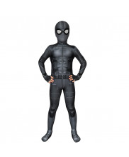 Spider Man Far From Home Costume Cosplay Stealth Suit Kids Peter Parker 3D Printed Men Outfit