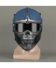 Taskmaster Helmet Prop Cosplay Replica Mask Black Widow