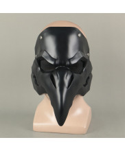 OW Overwatch Reaper Plague Doctor Helmet Prop Cosplay Replica Mask