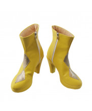 Harley Quinn Shoes Cosplay Birds of Prey Women Boots Ver 3