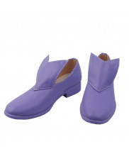 Scooby-Doo Daphne Blake Shoes Cosplay Women Boots Ver 1