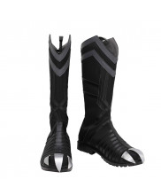 Black Panther Shoes Cosplay T'Challa Captain America Men Boots Ver 1