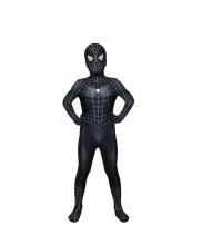 Venom Costume Cosplay Suit Kids Eddie Brock Spider-Man 3 3D Printed
