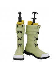 Volke Shoes Cosplay Fire Emblem Men Boots Green Version