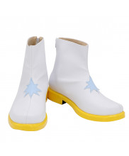 Li Syaoran Uniform Shoes Cosplay Cardcaptor Sakura Men Boots
