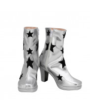Elton John Shoes Cosplay Rocketman Boots