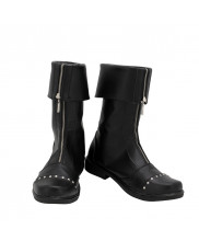 Zack Fair Shoes Cosplay Final Fantasy VII Remake FF7 Men Boots