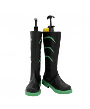 Red Robin Shoes Cosplay Tim Drake Young Justice Men Boots