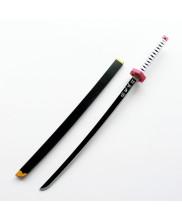 Tomioka Giyuu Prop Cosplay Replica Sword with Sheath Demon Slayer Kimetsu no Yaiba Ver 1