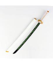 Agatsuma Zenitsu Prop Cosplay Replica Sword with Sheath Demon Slayer Kimetsu no Yaiba