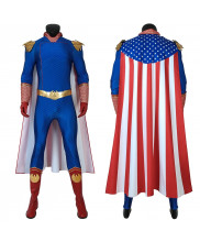 Homelander Costume Cosplay Suit John The Boys Season 1