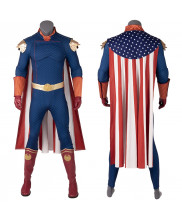 Homelander Costume Cosplay Suit John The Boys Season 1 Ver 1