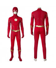 Flash Costume Cosplay Suit Barry Allen The Flash Season 6