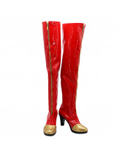 Nero Claudius Shoes Cosplay Fate Stay Night FGO Women Boots