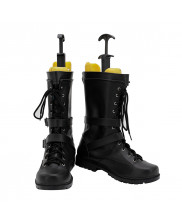Riku Shoes Cosplay Kingdom Hearts III Men Boots