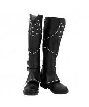 Aveline Shoes Cosplay AC Assassin's Creed III Liberation Women Boots