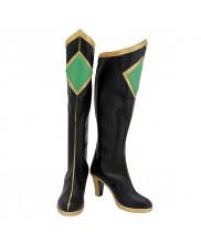Jade Shoes Cosplay Mortal Kombat Women Boots