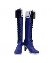 Anya Braginskaya Uniform Shoes Cosplay Hetalia Axis Powers Women Boots