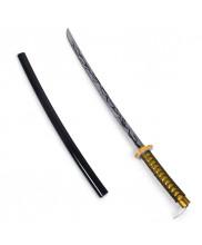 Kaigaku Prop Cosplay Replica Sword with Sheath Demon Slayer Kimetsu no Yaiba