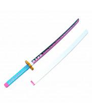 Kanroji Mitsuri Prop Cosplay Replica Sword with Sheath Demon Slayer Kimetsu No Yaiba Ver 1