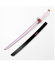 Tsuyuri Kanawo Prop Cosplay Replica Sword with Sheath Demon Slayer Kimetsu no Yaiba Ver 1