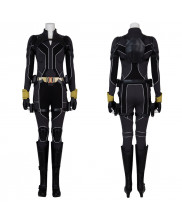Black Widow Costume Cosplay Suit Natasha Romanoff Ver 1