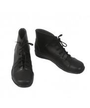 Leon Scott Kennedy Shoes Cosplay Resident Evil 2 Remake Biohazard Men Boots Ver 1
