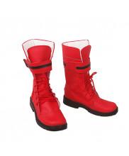 Tifa Lockhart Shoes Cosplay Final Fantasy VII Remake Women Boots