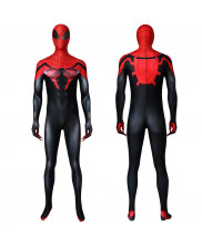 The Superior Spider-Man Doctor Octopus Otto Octavius Jumpsuit Cosplay Costume 3D Printed