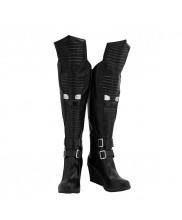Cyberpunk 2077 Shoes Cosplay V Women Boots Ver 3