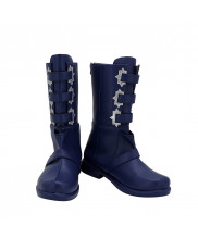 Ciel Royal Guard Shoes Cosplay Elsword Men Boots