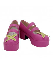 ‎Fluttershy Shoes Cosplay My Little Pony Equestria Girls Women Boots
